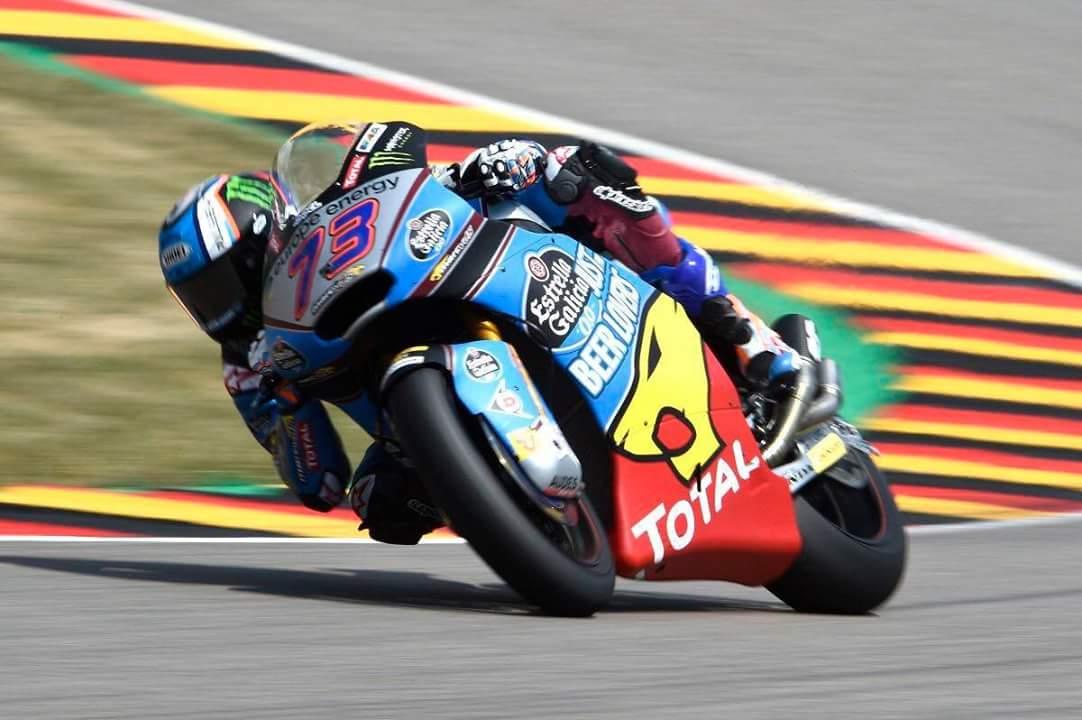 Mlajši Marquez še eno sezono v Moto2