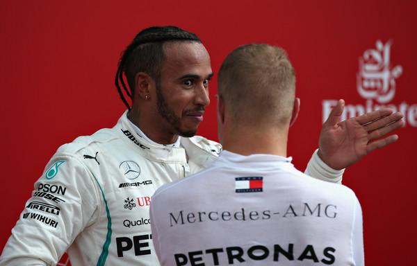 Hamiltonova zmaga pod vprašajem