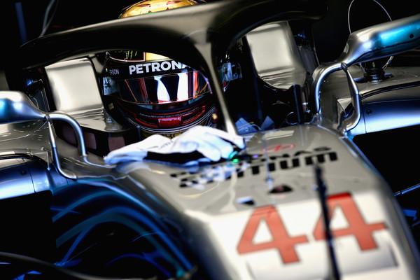 Hamilton doma začel najhitreje