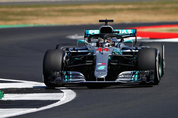 Hamilton osvojil najboljši štartni položaj, ob njem še Vettel