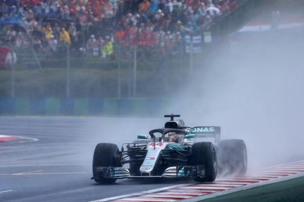 Hamilton: To je bil šok