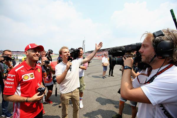 Rosberg: Neverjetno! Vettel si ni pustil rezerve