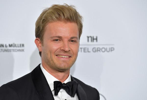 Rosberg: Kimi ni namerno trčil v Hamiltona