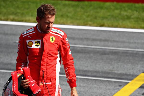 """Vettel: """"Jamranje"""" voznikov F1 je odgovorno za ostre kazni"""