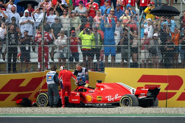 Vettel zaradi odstopa v Nemčiji ne bo izgubljal spanca