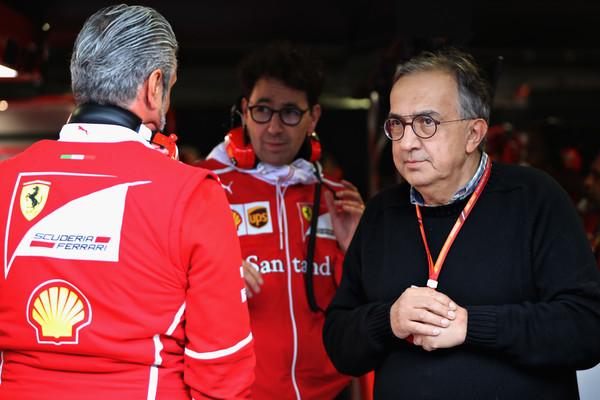 Manley novi predsednik Ferrarija, Marchionne predčasno odstopil