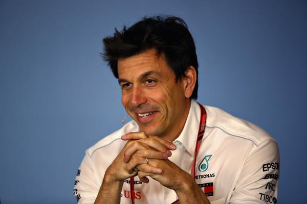 Wolff: Odločitev Ferrarija me ni presenetila