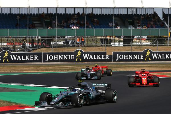 Tudi Bottas prihodnje leto še pri Mercedesu