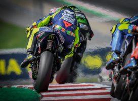 Rossi: Poskušali bomo biti boljši na naslednji dirki