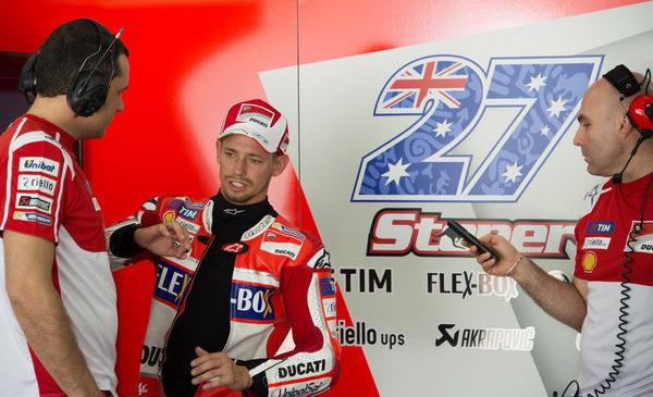 Stoner po koncu sezone opušča vlogo testnega dirkača
