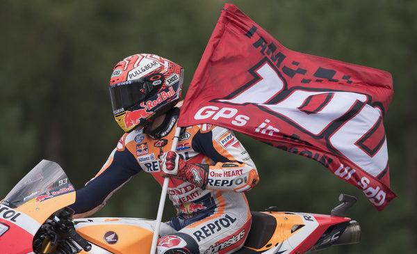 Marquez vs Rossi: Kdo je boljši po 100 dirkah?
