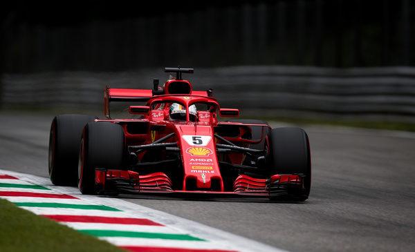 VIDEO: Vettel najhitrejši, Ericsson preživel grozljivo nesrečo
