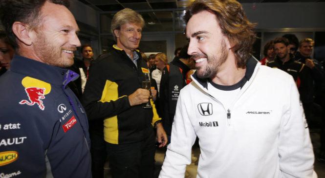 Horner: Alonso bi v ekipi naredil kaos