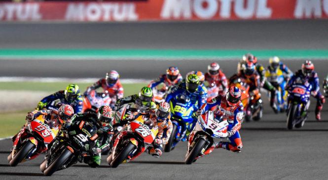 Znan koledar dirk MotoGP 2019
