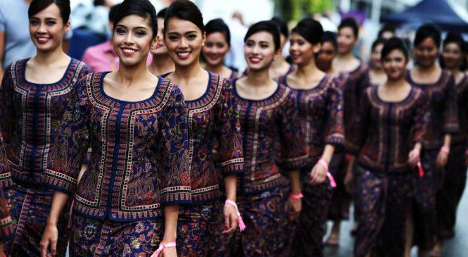 Hostese bodo prisotne tudi v Singapurju