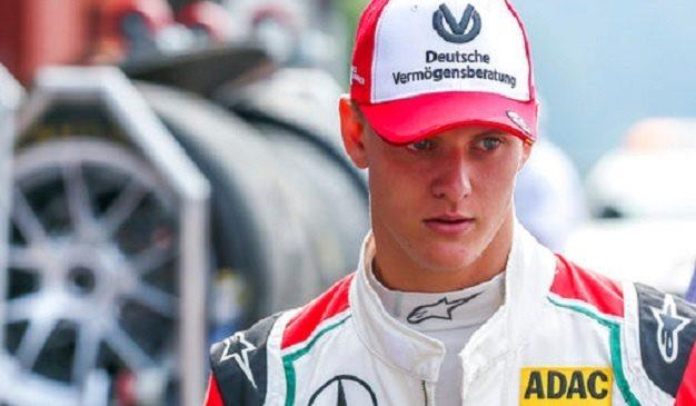 Mick Schumacher v Formulo 2 ?