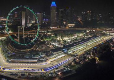 Formula 1 odpovedala dirko v Singapurju