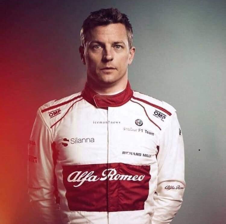 Raikkonen to drive for Sauber in Mexico test
