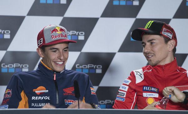 Marquez vs Lorenzo: Bomba deaktivirana…za zdaj