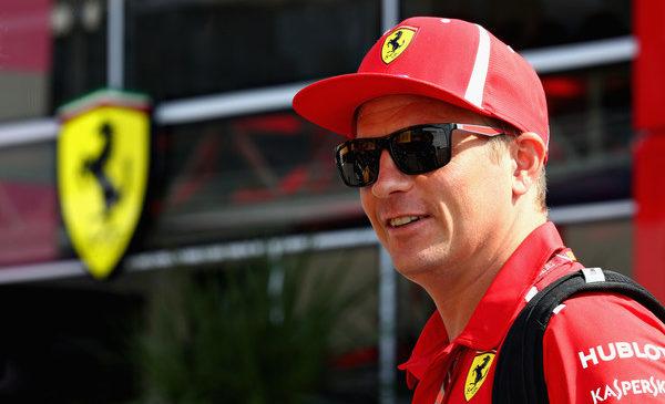 VIDEO: Raikkonenovi zabavni trenutki pri Ferrariju