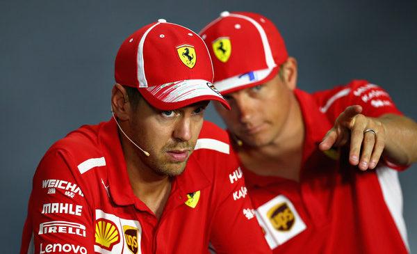 Ferrari: Raikkonenova prihodnost še ni določena