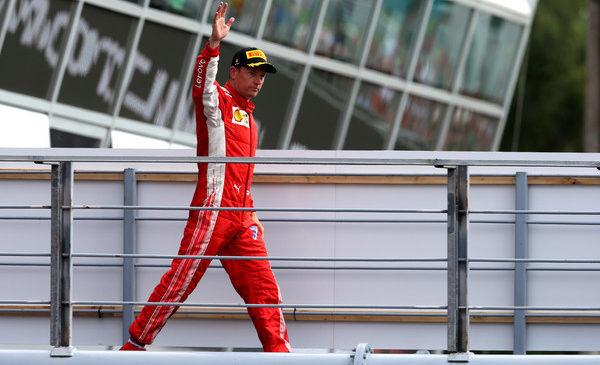 Raikkonen v 2019 kot voznik in solastnik moštva Sauber?