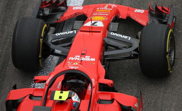 VIDEO: Posnetek iz Sočija kaže, kakšna zmeda vlada pri Ferrariju