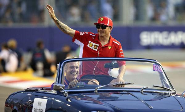 Robertson: Kimi še vedno uživa v dirkanju