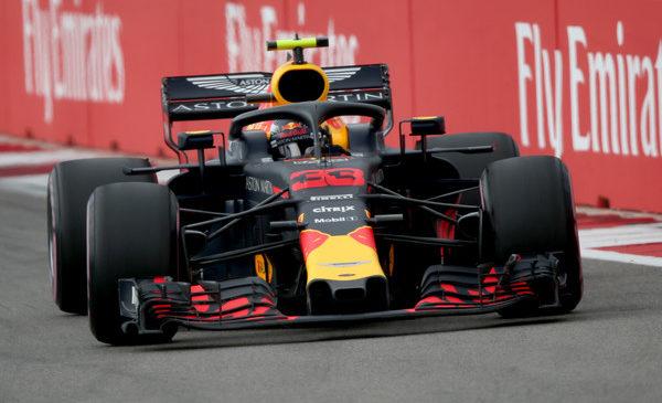 Verstappen kaznovan zaradi prekrška na kvalifikacijah