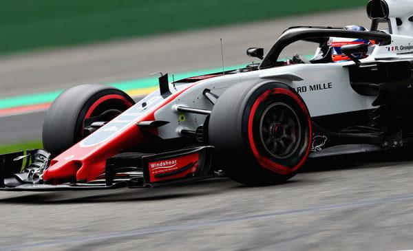 Grosjean diskvalificiran s 6. mesta