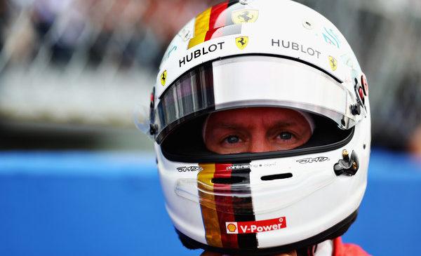 Vettel: Hamilton ni pustil nič prostora