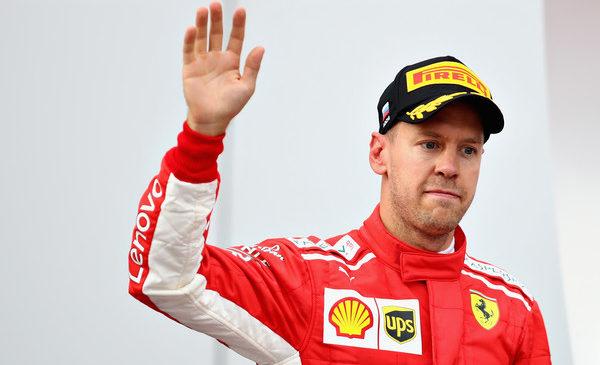 Vettel brani Mercedes