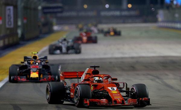 Vettel: Na dirki nismo bili dovolj hitri
