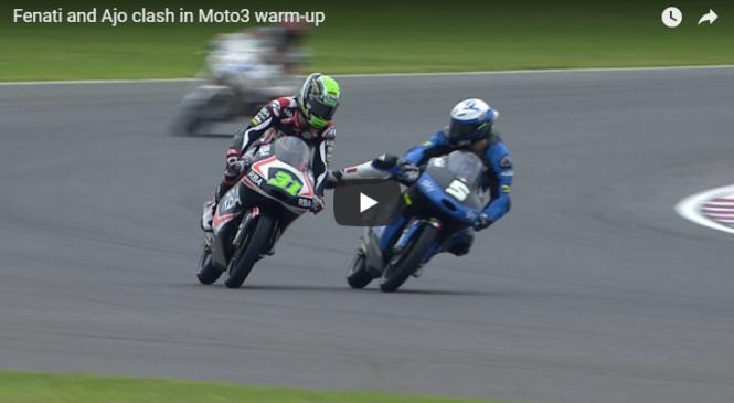 VIDEO: Fenatiju prepoved nastopa na dveh dirkah