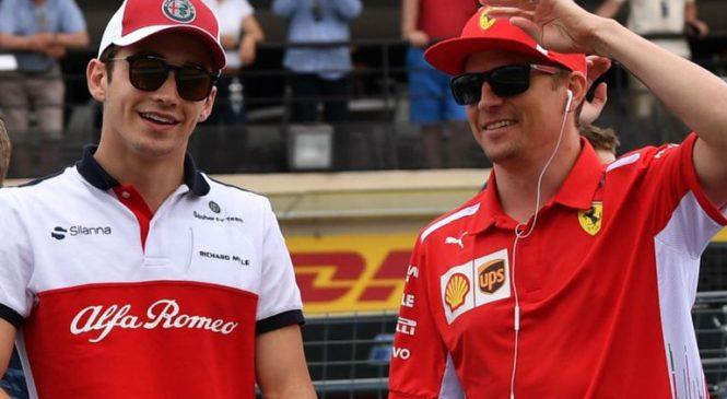 Neuradno: Kimi ostaja še eno sezono, Leclerc v Ferrari leta 2020