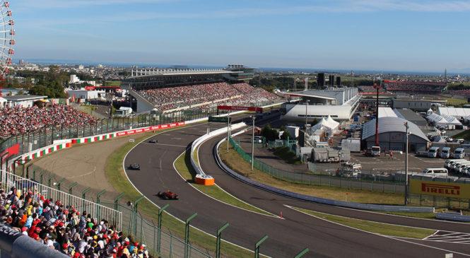 Ferrari tudi v Suzuki z agresivnim izborom pnevmatik