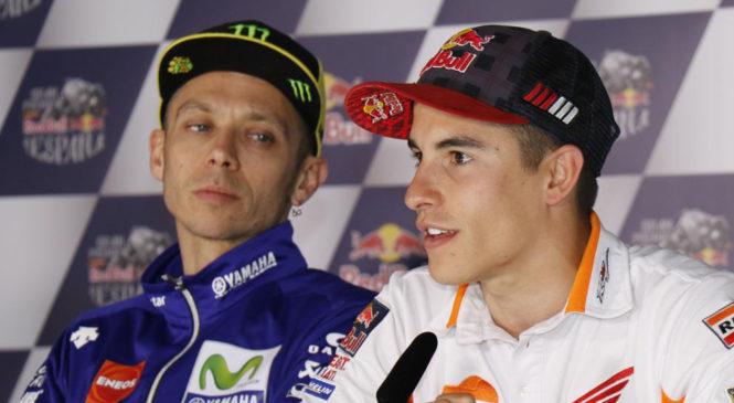 Rossi: Marquez lahko preseže moje rekorde