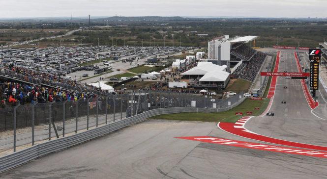 Izbor pnevmatik za dirko v Austinu