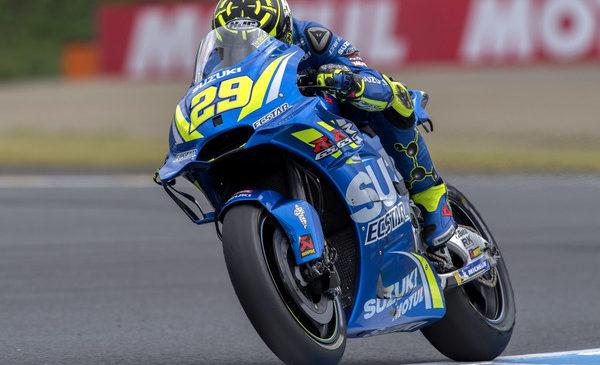 Iannone je favorit za zmago – Marquez