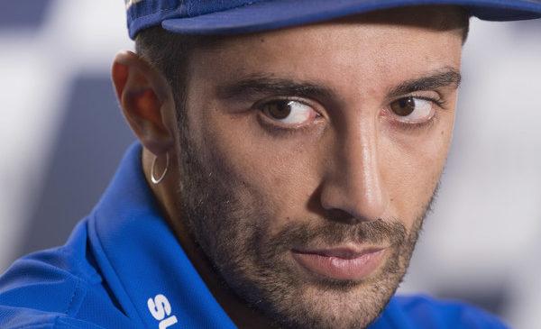 Andrea Iannone dobil drugi trening