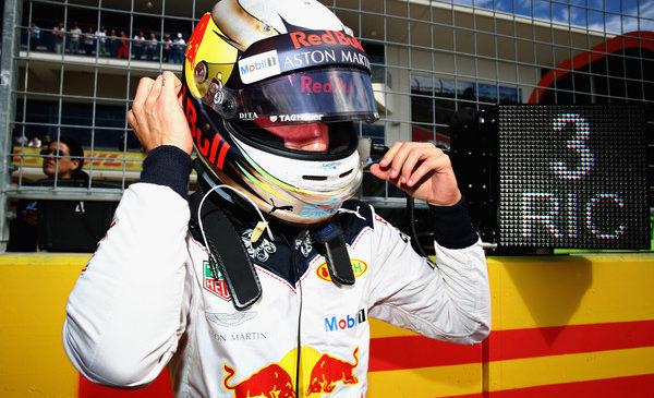 Horner: Ricciardo je tolkel po steni