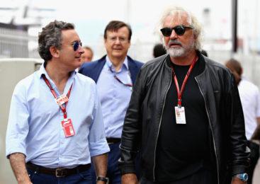Briatore: Hamilton pri Ferrariju? Bolje da denar vložijo v dirkalnik!