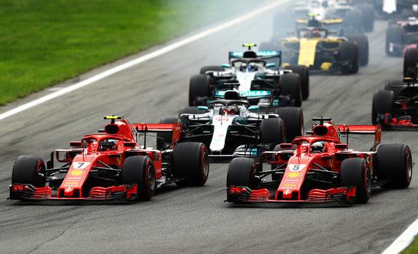 Ferrari: Raikkonenov odhod ni kriv za poraz v Monzi