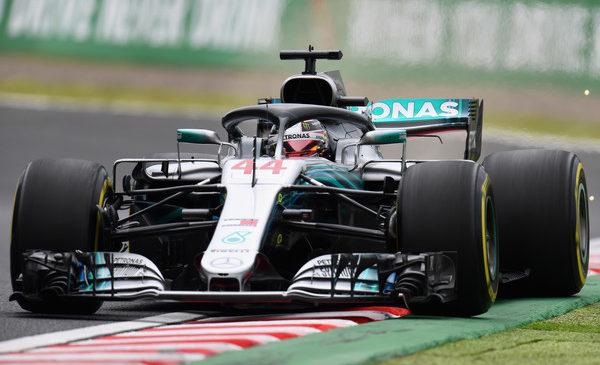 Hamilton najhitreje začel na Japonskem