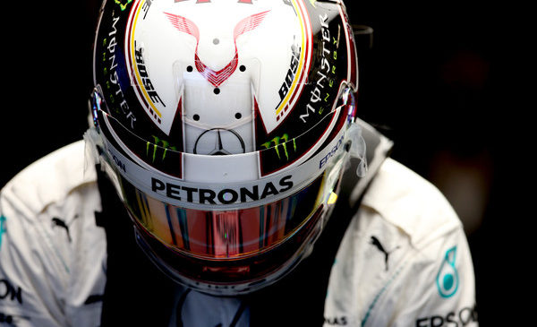 Hamilton najhitrejši tudi na drugem treningu