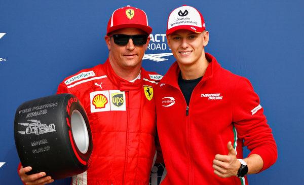 Hamilton prepričan, da bo Mick Schumacher kmalu v F1