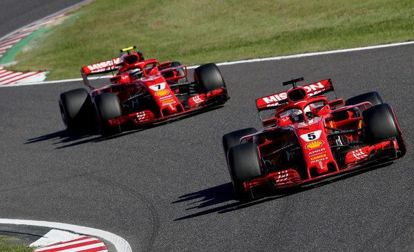 Kako je Kvyat v Suzuki rešil Ferrari