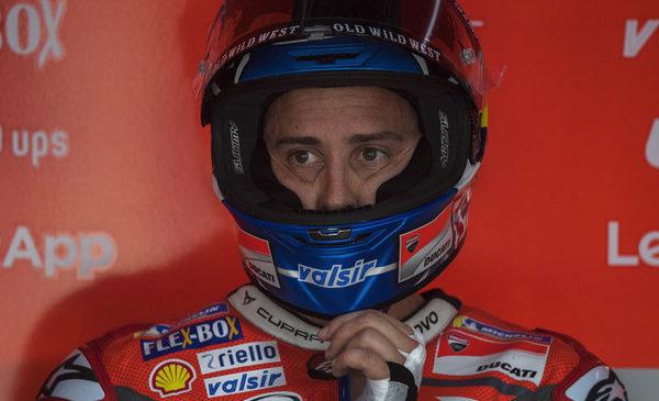 Dovizioso dobil zadnjo letošnjo dirko