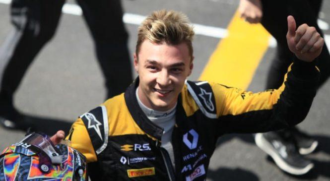 Renault potrdil Markelova za drugi testni dan