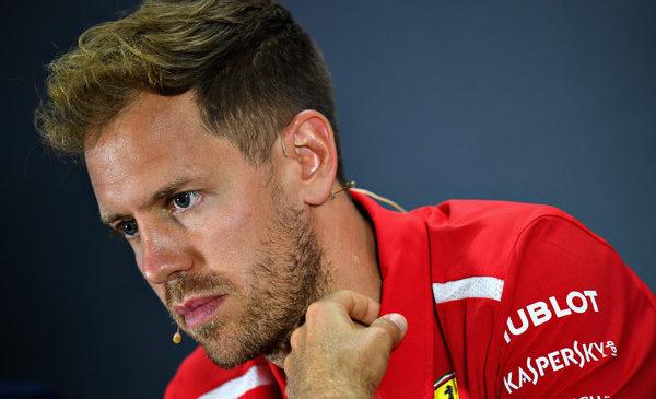 Prvi dan testiranj na vrhu Vettel, težave Raikkonena